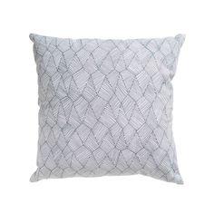 Diamond Cushion White - Milk & Sugar