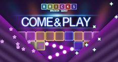 Mini Games, Games To Play, Online Games, Free Games, Card Games, The Incredibles, Neon Signs, Bricks, Pocket
