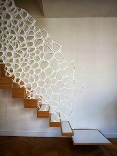 Very interesting stairs