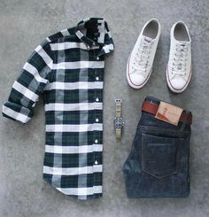 outfit grid Our favourite picks for today. Outfit Grid, Mode Outfits, Casual Outfits, Fashion Outfits, Fashionable Outfits, Dress Casual, Fashion Clothes, Mens Fashion Blog, Fashion Tips