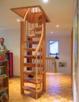Genius loft stair for tiny house ideas (82)