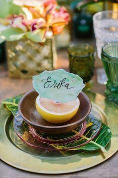 Ocean-inspired bridal session