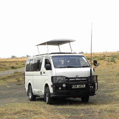 Safari Van Hire Kenya