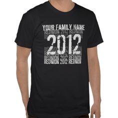 #Family #Reunion #TShirts