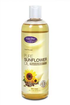 Life-Flo Organic Pure Sunflower Oil, 16 Ounce Life-Flo http://www.amazon.com/dp/B00714TCX4/ref=cm_sw_r_pi_dp_1KiAvb1FMYD7G