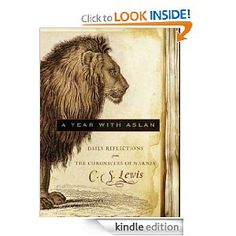 This is a daily devotion with a little fictional twist.  I love relaxing with a good Christian Fiction, and this is a little collection from the Chronicles of Narnia that helps dig deeper into who and why we are.