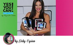 21 days challenge, Achieved! by Gaby Espino - Yes You Can! Diet Plan Blog