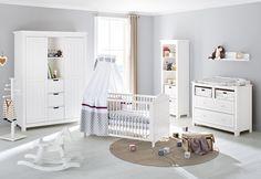 Kinderzimmer Nina Massivholz von Pinolino