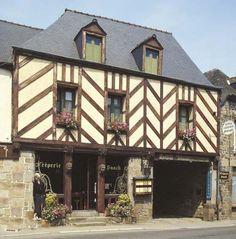 Combourg ~ lle-et-Vilaine ~ Brittany ~ France