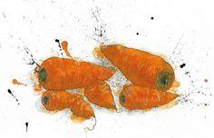 Illustration produced for Waitrose by artist Emma Dibben  #art  #illustration