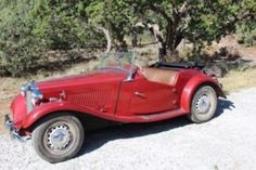 1953 MG TD (NM) - $17,000 Please call John @ 505-379-8590 to see this MG.