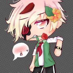 Cute Anime Chibi, Kawaii Anime, Kawaii Drawings, Cute Drawings, Adventures Of Gumball, Animes Yandere, Club Hairstyles, Handsome Anime Guys, Cute Anime Character