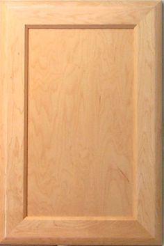 Cougar Cabinet Door | Recessed Panel Cabinet Doors | Pinterest | Doors