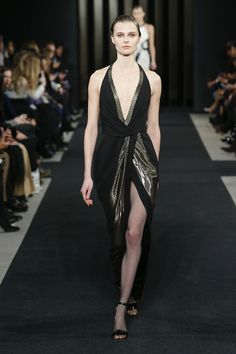 Look 35 from the J. Mendel Fall 2015 Collection | www.jmendel.com