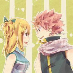 Fairy tail, Natsu x Lucy