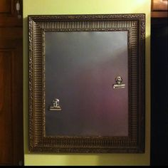 My magnetic organization board :)