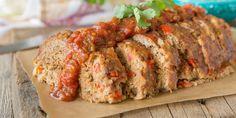 Sneak Peek Recipe from Juli Bauer's Paleo Cookbook: Mexican Meatloaf