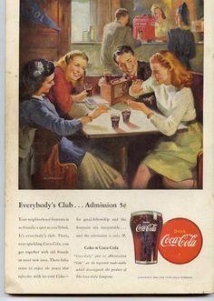 Coca-Cola Coke Ad