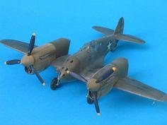 Twin-Engine P-40