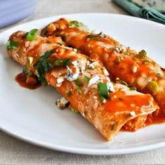...   Crunchwrap supreme, Chicken enchiladas and Easy enchilada sauce