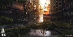 The Last of Us by ~tiger1313 on deviantART