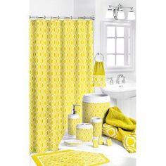 yellow bathroom accessories sets. Dream Bath Yellow Snakeskin Ensemble 4 Piece Bathroom Accessories Set  Luxury Accessory Soap Dispenser Toothbrush Holder Tumbler