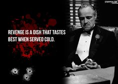15 Quotes From The Greatest Movie Of All Times - The Godfather - Quotes Mob Quotes, Best Quotes, Life Quotes, Gangster Quotes, Gangster Movies, The Godfather Wallpaper, Don Corleone, Corleone Family, Minions