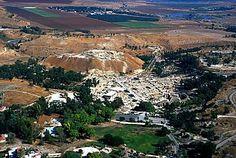 Beit Shean, ancient Scythopolis