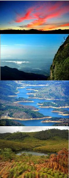 World's End, Horton Plains, Sri Lanka