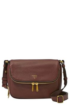 Fossil+'Small+Preston'+Crossbody+Bag+available+at+#Nordstrom