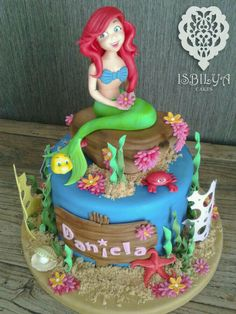 Mermaid Barbie Cake Barbie Cake Ideas Barbie Cake Designs