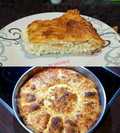 Quiche, Mashed Potatoes, Food To Make, Main Dishes, Recipies, Breakfast, Ethnic Recipes, Desserts, Exercises
