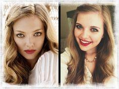 Fall Makeup Tutorial: Amanda Seyfried Inspired - YouTube