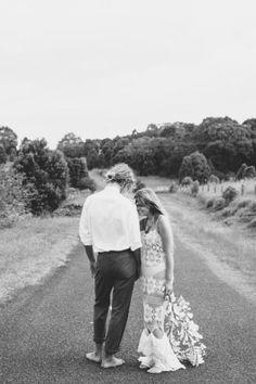 Organic love: Amelia Fullarton / Wedding Style Inspiration / LANE