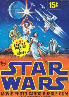 Topps Star Wars Cards (1977)