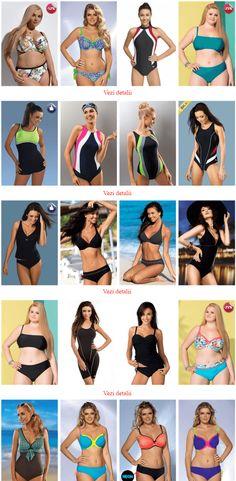 Costume de baie mărimi mari XXL ieftine