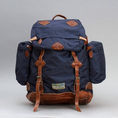 Polo Ralph Lauren Yosemite Backpack in Blue 70445d18d8c40