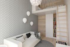 Busca imágenes de diseños de Dormitorios infantiles estilo escandinavo de MIRAI STUDIO. Encuentra las mejores fotos para inspirarte y crear el hogar de tus sueños.