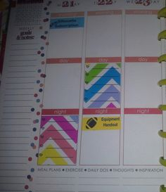 25 Washi Checklist Stickers for Erin Condrin Life Planner on Etsy, $5.50