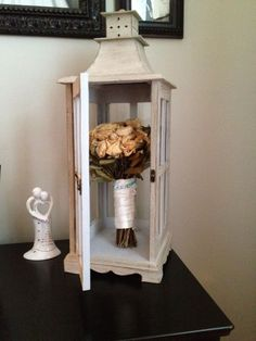 Image result for how to display dried wedding bouquet