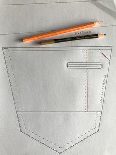 Man Jeans, Denim Jeans Men, Mehndi Designs For Fingers, Denim Art, Clothing Labels, Katana, Label Design, Pattern Design, Biker