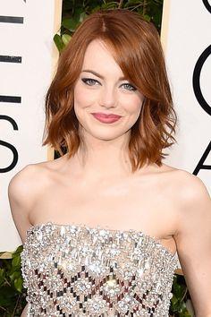 Les coiffures des Golden Globes