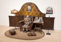 Whitney Museum of American Art: Edward Kienholz: The Wait