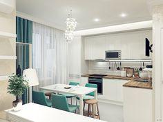 *** dining area chairs no back Interior Exterior, Kitchen Interior, Interior Design Living Room, Kitchen Decor, Interior Decorating, Space Kitchen, Small Apartment Design, Apartment Kitchen, Beautiful Kitchens