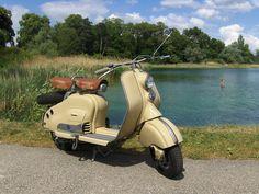 Lambretta 125 LD 1952