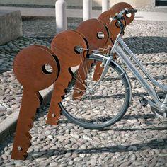 The Chiave bike rack. visit the slowottawa.ca boards >> http://www.pinterest.com/slowottawa/boards/