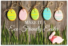 Check out these Eco-Friendly Easter Basket Ideas from Minnie and Moon and enter in a fun Easter Giveaway