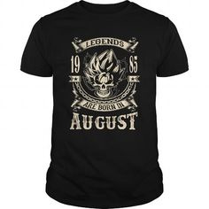 Cool 1985 August Shirts & Tees