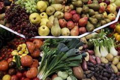 La dieta vegetariana per l'inverno con i cibi più salutari