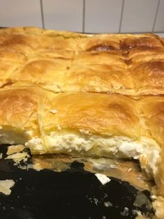 Cookbook Recipes, Cooking Recipes, Pizza Tarts, Spanakopita, Greek Recipes, Side Dishes, Food And Drink, Ethnic Recipes, Desserts